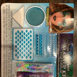 Mermaid Halloween Makeup NWT unopened
